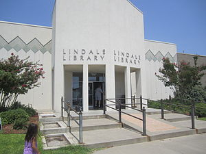 Lindale, Texas - Lindale Public Library