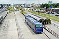 Linha Verde Curitiba BRT 02 2013 Est Marechal Floriano 5962.JPG