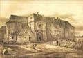 Lithographie Castelul Huniade.png