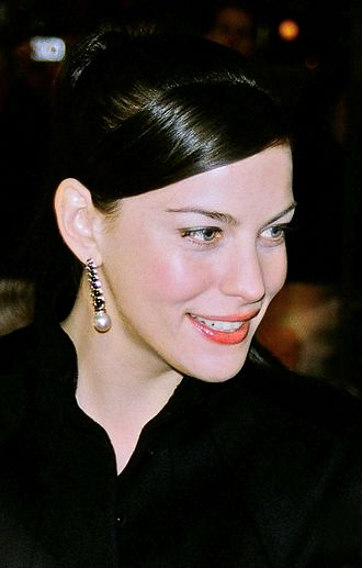 Liv Tyler - Tyler at the premiere of The Lord of the Rings: The Return of the King in 2003