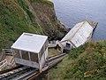 Lizard RNLI lifeboat station, Kilcobben Cove - geograph.org.uk - 229727.jpg