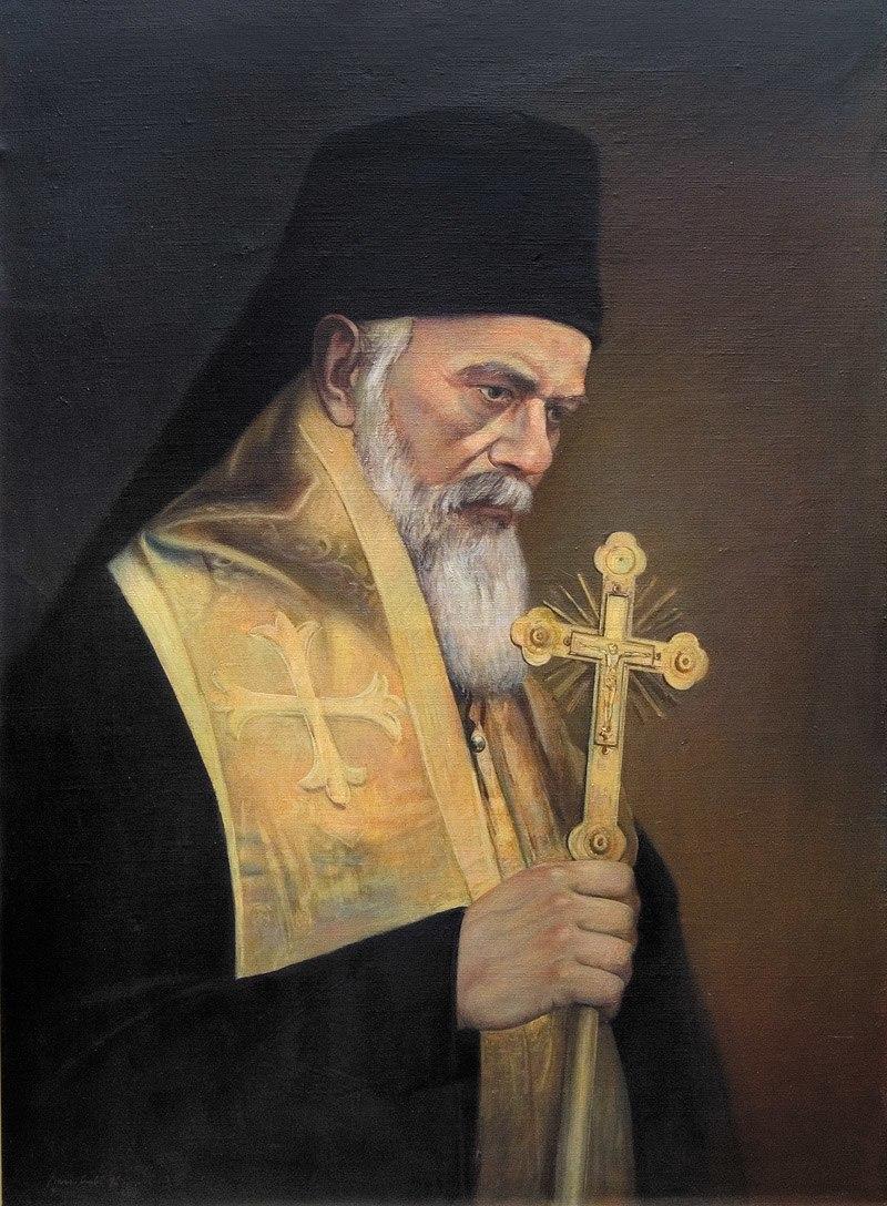 Ljubomir Simonović - Vladika Nikolaj