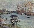 Ll lavatoio di Bougival, Alfred Sisley.jpg