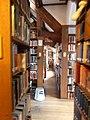 Llyfrgell Sant Deiniol and Gladstone's Library Hawarden Penarlâg 30.JPG