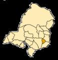 Localització de la Canyada de Beric.png