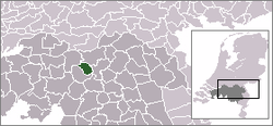 Location of Vught