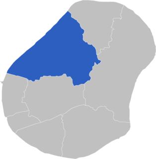 Ubenide Constituency Constituency in Nauru