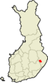Location of Liperi in Finland.png