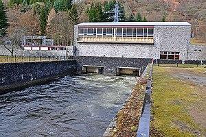 Small hydro - Small 2MW hydro in Perthshire, Scotland
