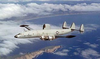 8th Air Division - Lockheed EC-121D as flown by the division