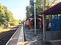 Lockwood station facing south, October 2020.jpg