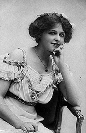 Marie Lohr - Marie Lohr. Early 1900s.