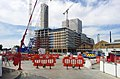 London-Woolwich, Royal Arsenal, Cannon Square - Crossrail Station 17.jpg