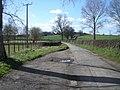 Long and winding lane. - geograph.org.uk - 714750.jpg