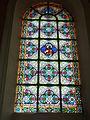 Longuenesse (Pas-de-Calais, Fr) église Saint-Quentin, vitrail 01.JPG