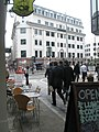 Looking across Queen Victoria Street to Mansion House Tube Station - geograph.org.uk - 1257736.jpg