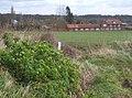 Looking across fields towards Watercress Hall, east of Fordham - geograph.org.uk - 736334.jpg