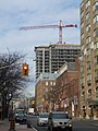 Looking north on George Street, at a new Condo north of Adelaide, 2013 12 10 (1).JPG - panoramio.jpg
