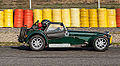 Lotus Super Seven - Circuit Paul Armagnac, Nogaro, France le 14 mars 2013 - Club ASA - Image Photo Picture (13189240203).jpg