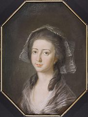 Portrait of Maria Anna Czartoryska, Duchess von Württemberg.