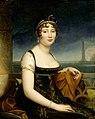 Louis Ducis (1775-1847) - Caroline-Marie Bonaparte (1782–1839), Caroline Murat, Queen of Naples - 608957 - National Trust.jpg
