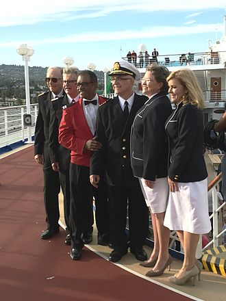 The Love Boat - Image: Love Boat cast 2015