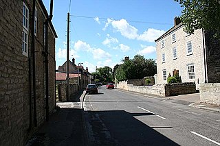 Loversall Village and civil parish in South Yorkshire, England