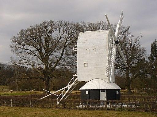 Lowfield Heath Windmill - geograph.org.uk - 1752335