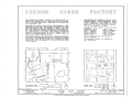 Lozano Cigar Factory, 1410 North Twenty-first Street, Tampa, Hillsborough County, FL HABS FL-400 (sheet 1 of 22).png