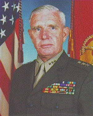 George R. Christmas - Lt. Gen. George R. Christmas