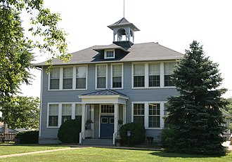 Lucketts School - Lucketts School, July 2008