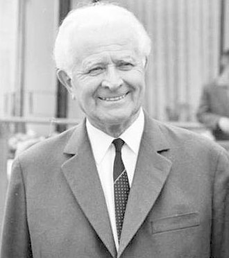 Ludvík Svoboda - Image: Ludvík Svoboda (Author Stanislav Tereba)