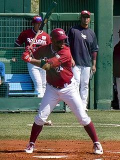 Luis Jiménez (third baseman) Dominican baseball player