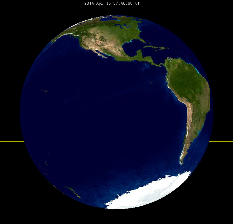 Lunar eclipse from moon-2014Apr15.png