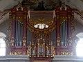 Luzern Jesuitenkirche St. Franz Xaver Innen Orgel (cropped).JPG
