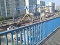 Lyublinskaya Line construction site.jpg