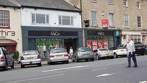M&Co. - Image: M&Co, Wetherby (4th July 2011)