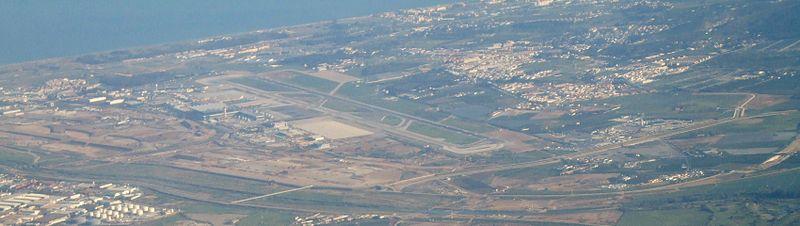 File:Málaga Airport from the air.jpg