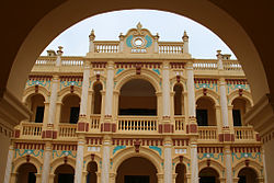 Palast im Bezirk B?c Ha