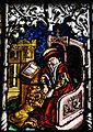 Münster Bessererkapelle Fenster 12-7 Hieronymus.jpg