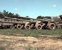 M46 130mm Guns of the Army of Republika Srpska