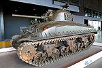 M4A1E9 Sherman tank (17264402762).jpg