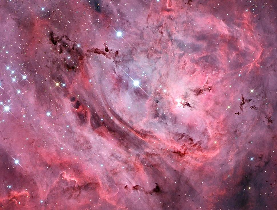 M8 Lagoon Nebula from the Mount Lemmon SkyCenter Schulman Telescope courtesy Adam Block