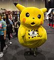 MCM London 2014 - Pikachu (14266616051).jpg