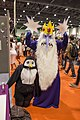 MCM London May 15 - Ice King & Gunter (18057419860).jpg