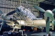 ME-110G-2 at RAF Hendon