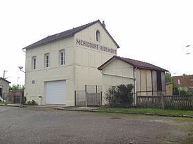 Image illustrative de l'article Gare de Méricourt - Ribémont