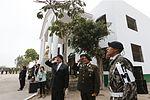 """MINISTRO DE DEFENSA PRESIDIÓ CEREMONIA DE HOMENAJE A VALEROSOS COMANDOS """"CHAVÍN DE HUÁNTAR"""" (26553639546).jpg"""
