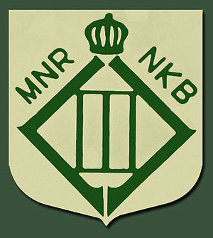 National Royalist Movement - Image: MNR NKB