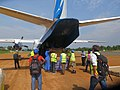 MONUSCO facilitates delivery of medical logistics in Ebola hit Beni 09.jpg